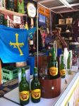 Feria gastronica asturiana en Madrid